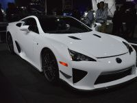 Lexus LFA Los Angeles 2012, 1 of 4