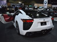 Lexus LFA Los Angeles 2012, 3 of 4