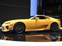 Lexus LFA Nurburgring Package Geneva 2011, 5 of 9