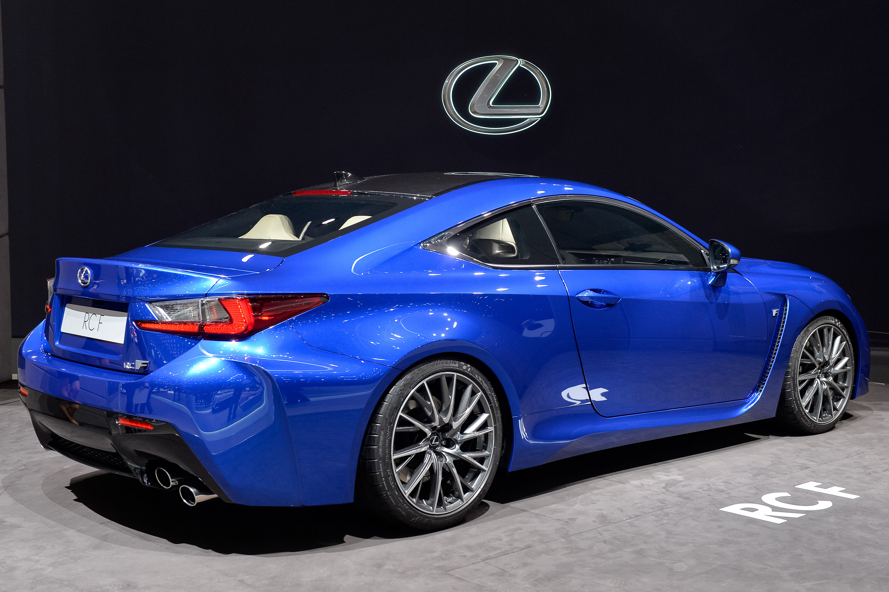 Where did these wheels come from lexus rc350 rcf forum