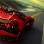 MarkDesign Ferrari Millenio , 5 of 12