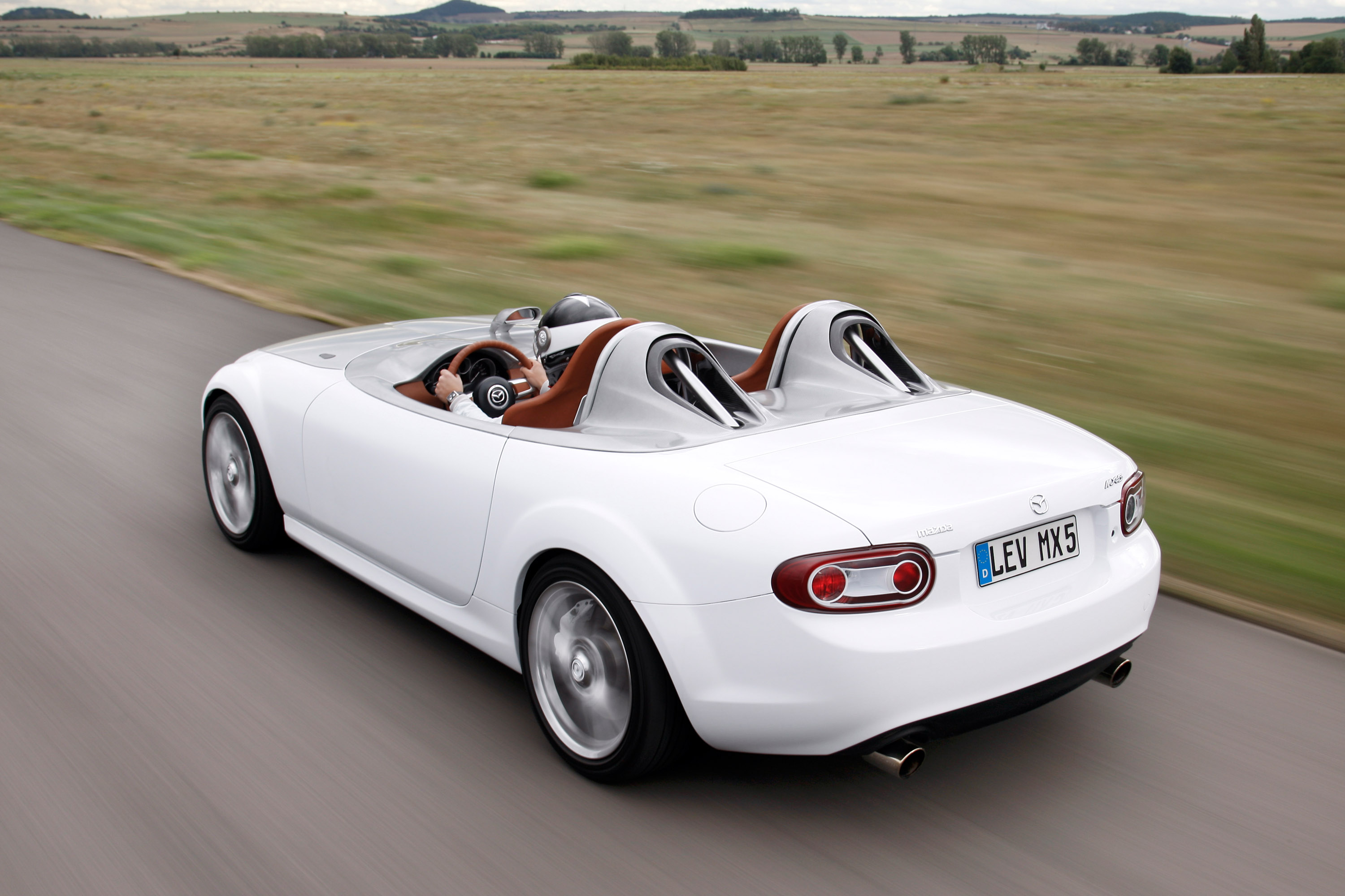 2009 mazda mx 5 version superlight dark cars wallpapers. Black Bedroom Furniture Sets. Home Design Ideas