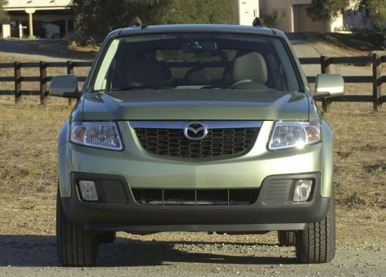 Mazda Tribute Hybrid Suv 04