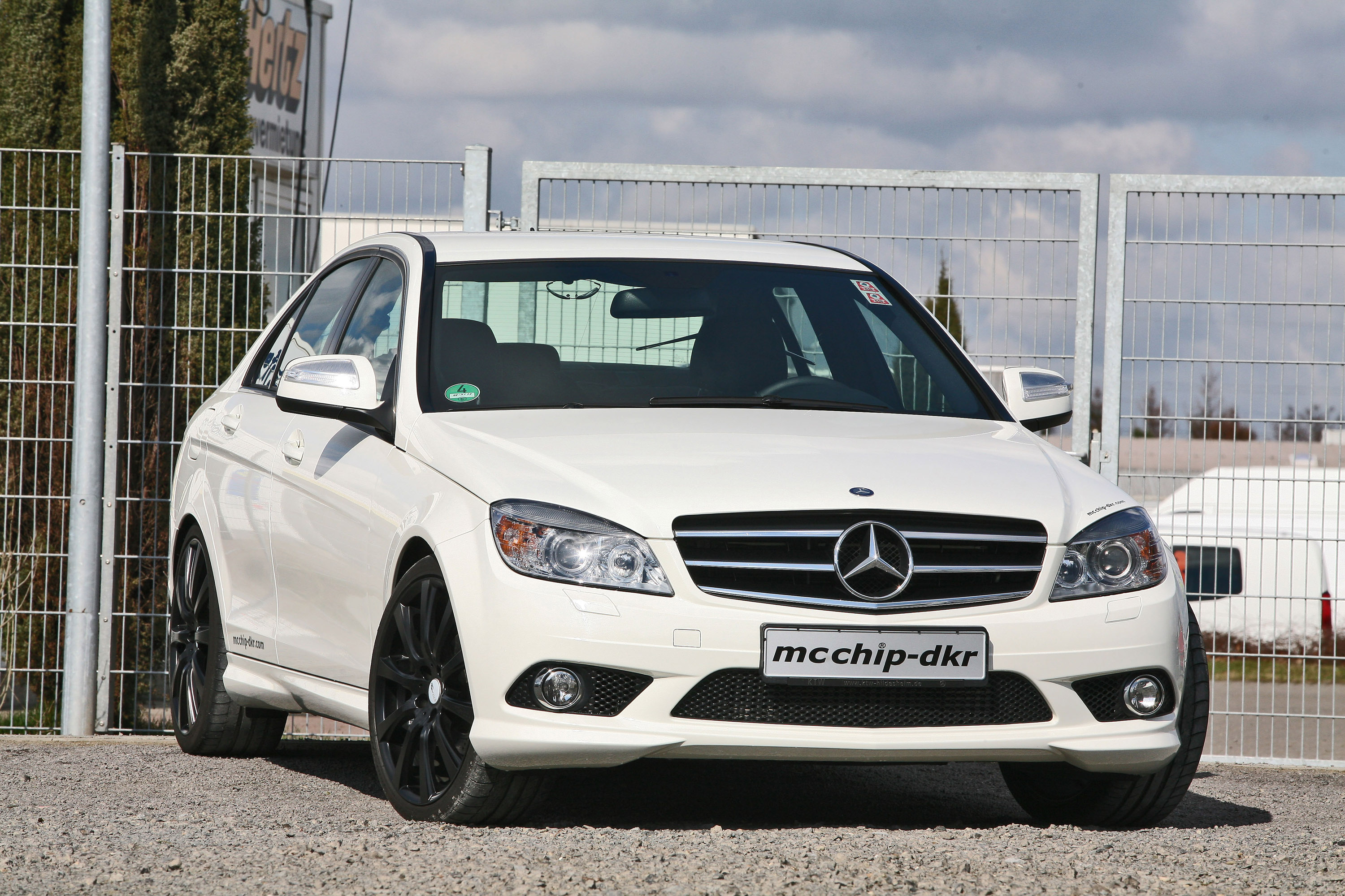 Index Of Img Mcchip Dkr Mercedes Benz C Class White Series C350 2009 01