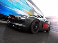 Mcchip-Dkr Mercedes-Benz SLS 63 AMG MC700 , 4 of 15