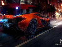 McLaren P1 Hypercar Concept Render, 3 of 5