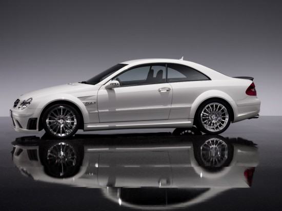 Mercedes-Benz CLK63 AMG Black Series Picture #2
