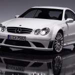 Mercedes-Benz CLK63 AMG Black Series Picture #1
