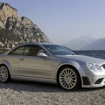 Mercedes-Benz CLK63 AMG Black Series Picture #3