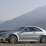 Mercedes-Benz CLK63 AMG Black Series Picture #4