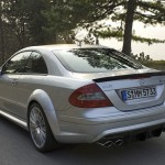 Mercedes-Benz CLK63 AMG Black Series Picture #5