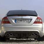 Mercedes-Benz CLK63 AMG Black Series Picture #7