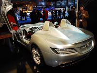 Mercedes-Benz SLR Stirling Moss Detroit 2009