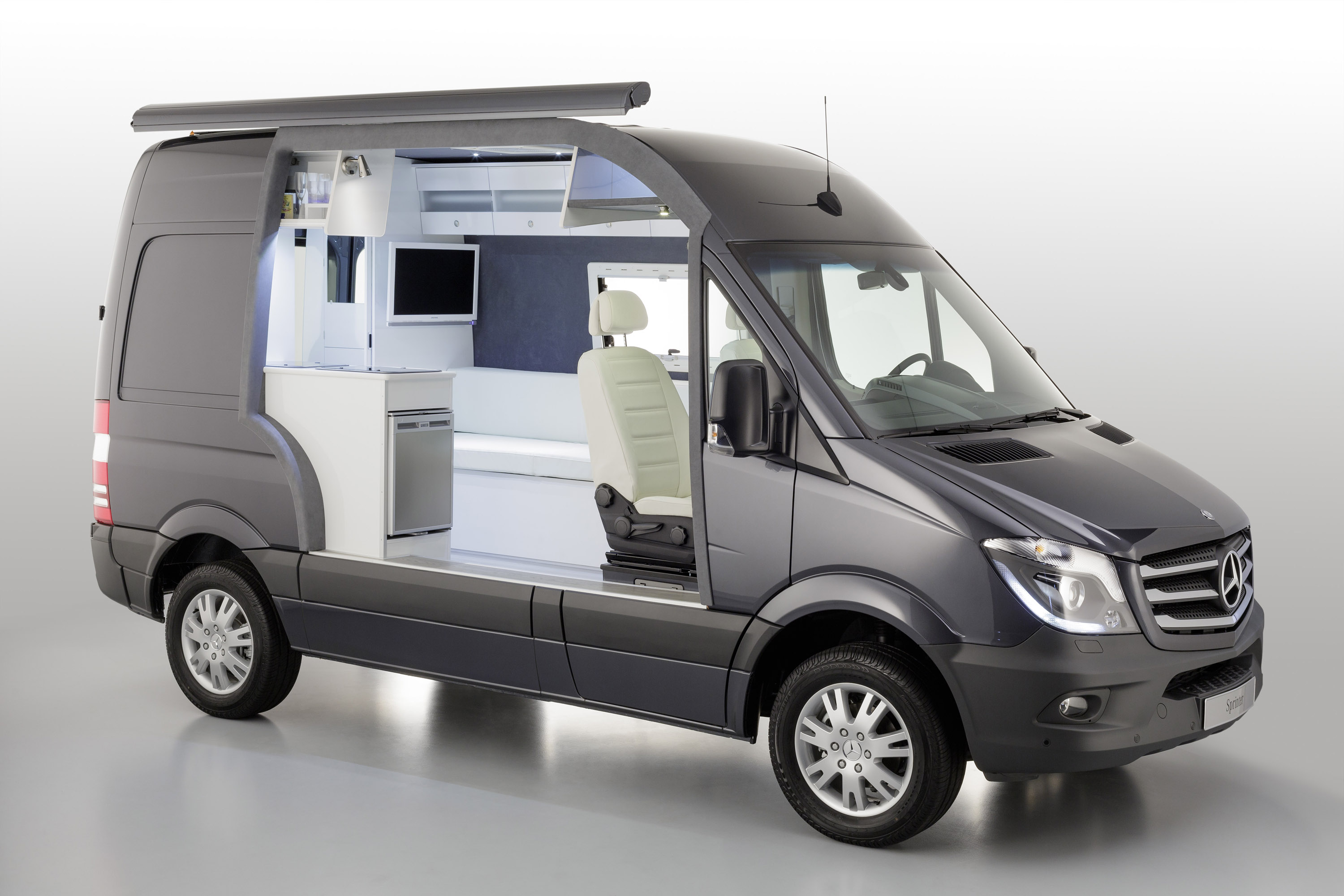 the when knew for reliable yet camper transformed fittings tynan motors was sale into mb so van benz come rv motorhome mercedes saw a their compact they of to best sprinter luxury