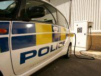 thumbnail #26820 - 2009 Mitsubishi i-MiEV UK Police car