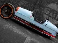 Morgan 3 Wheeler Gulf Edition , 1 of 7
