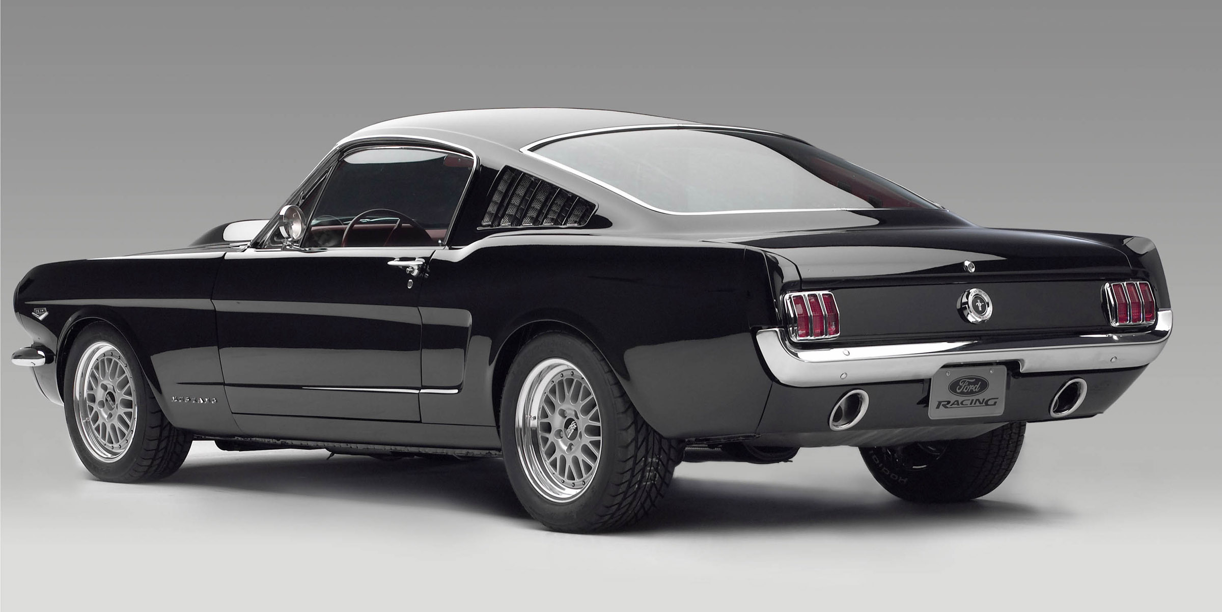 1965 mustang fastback engine - photo #39