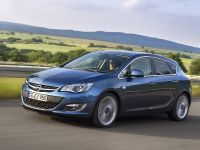 Opel Astra 1.6 liter SIDI Turbo, 1 of 4
