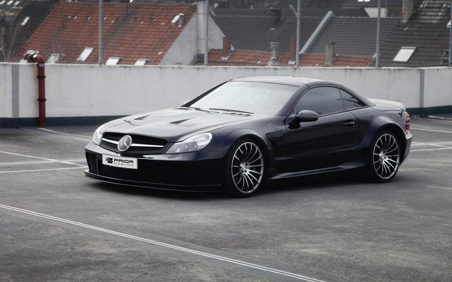 Index of img prior design widebody black edition mercedes for Mercedes benz black edition