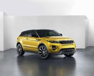 Range Rover Evoque Sicilian Yellow Limited Edition , 1 of 14