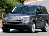 Range Rover Sport Supercharged 2009, 1 of 15