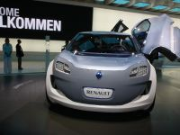thumbnail #26228 - 2009 Renault Zoe Z.E. Concept Frankfurt