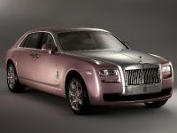 Rolls-Royce Rose Quartz Ghost