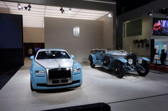 Rolls-Royce Wraith Shanghai