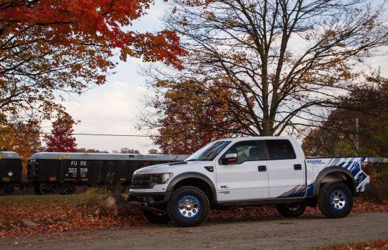 ROUSH Performance Ford Raptor Phase 2