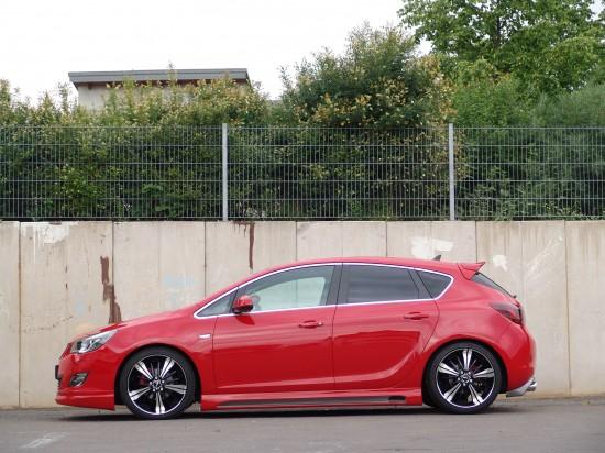 В Senner поработали с Opel Astra…