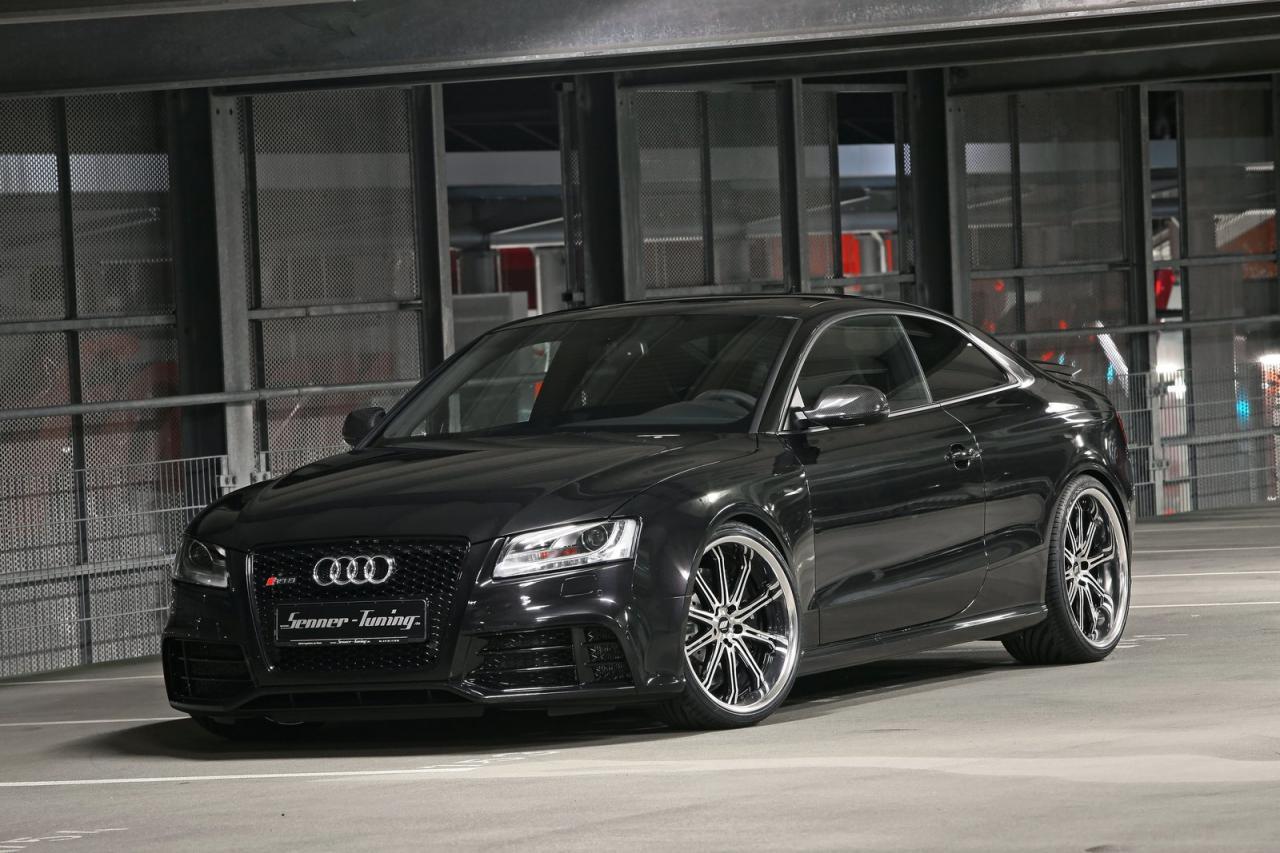 2011 Senner Tuning Audi Rs5 Dark Cars Wallpapers