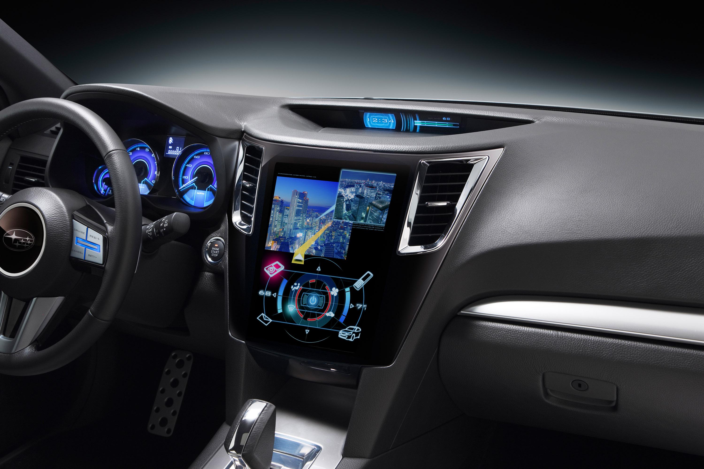 subaru legacy concept 13 Subaru Legacy Concept – rzeczywistość czy mit?