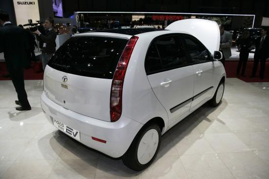 Tata Indica Vista EV Geneva