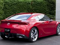Toyota FT-86 Concept, 3 of 6