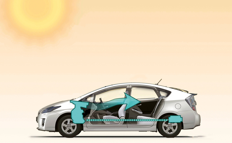 Toyota Prius Solar Pack 05 Jpg