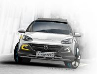 Vauxhall Adam Rocks Concept , 1 of 3
