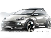 Vauxhall Adam Rocks Concept , 2 of 3