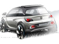 Vauxhall Adam Rocks Concept , 3 of 3