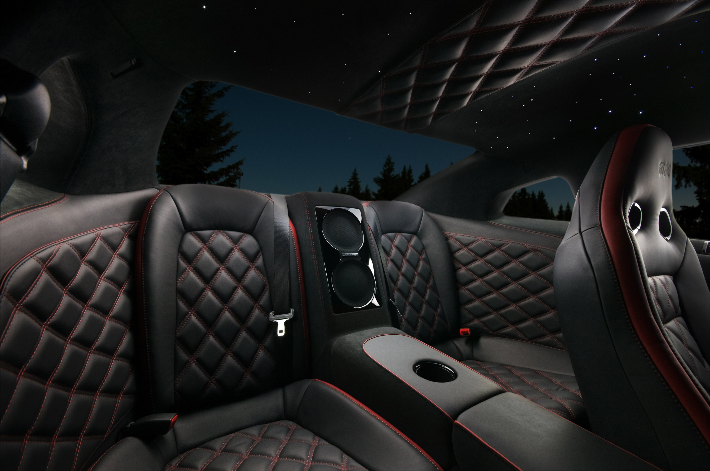 an interior donevilner - project 'starry sky' - gt-r media
