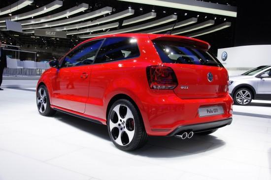 Volkswagen Polo GTi Geneva 2010 Picture #3