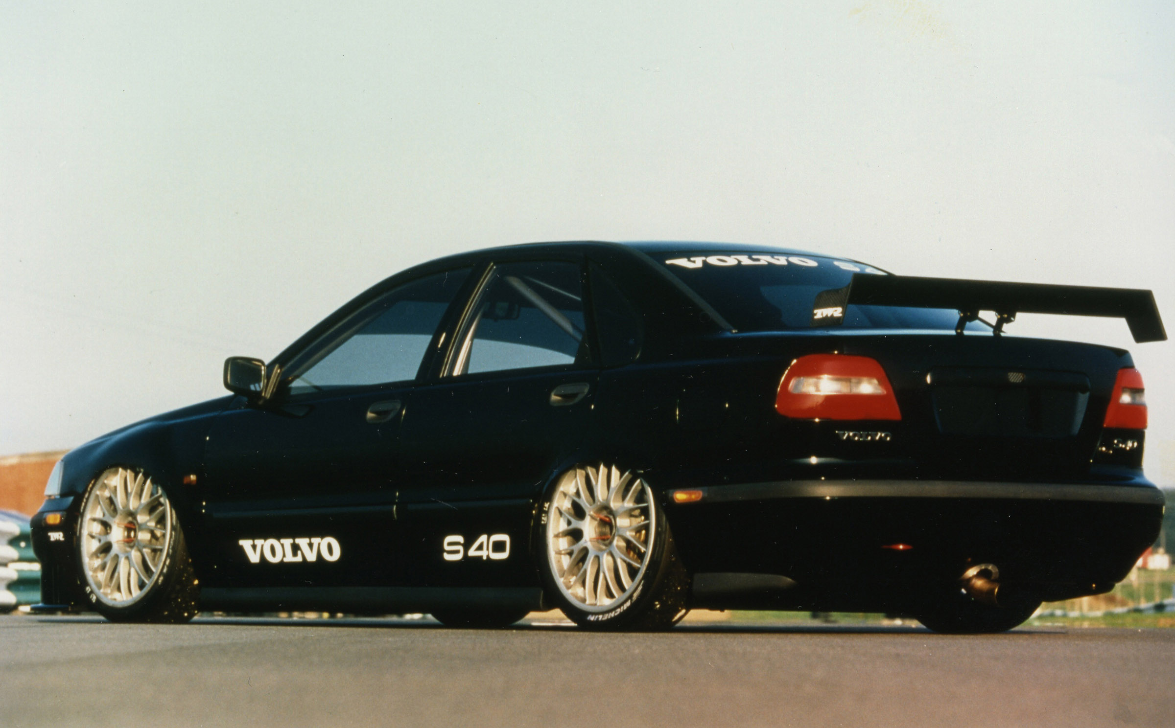 Volvo s40 tuning