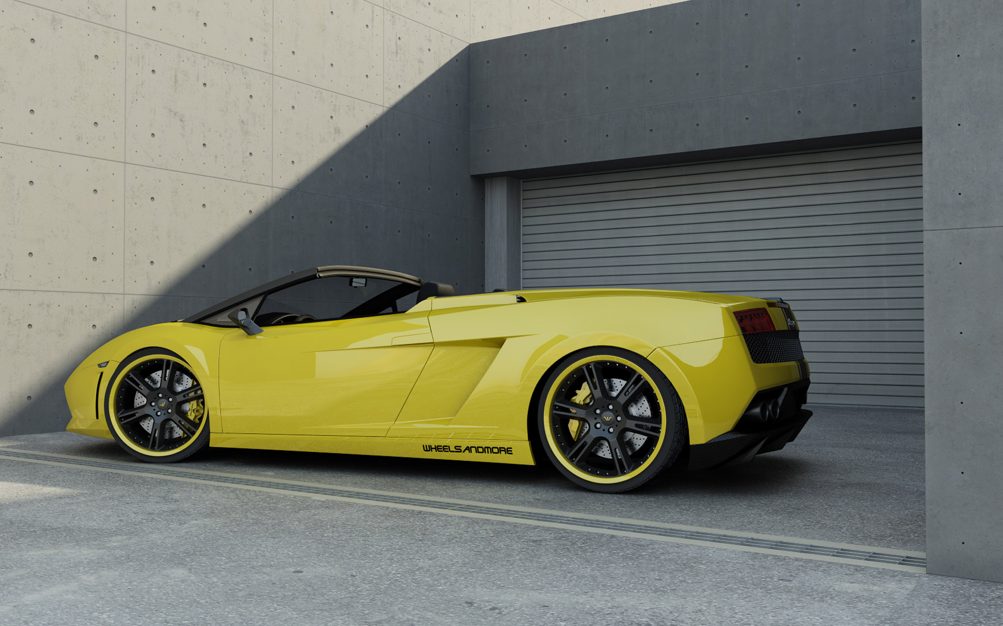 index of img wheelsandmore lamborghini gallardo spyder. Black Bedroom Furniture Sets. Home Design Ideas