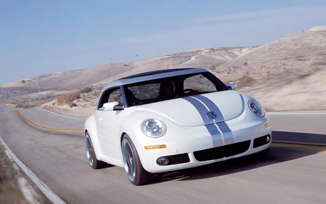 2005 VW Beetle Ragster