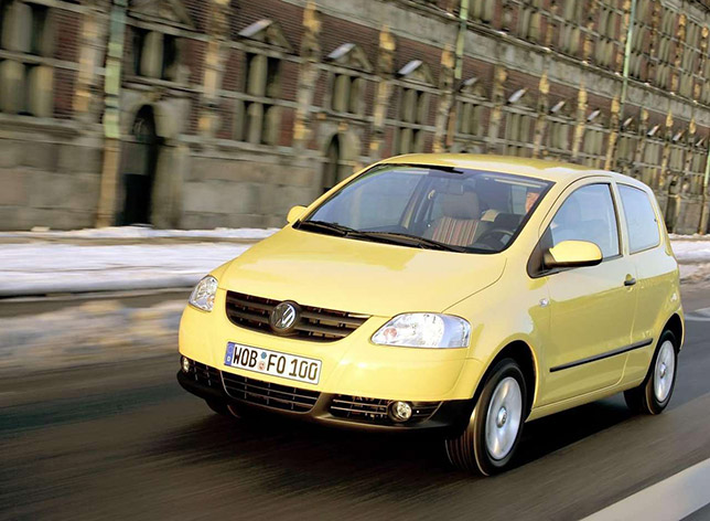 2005 VW Fox