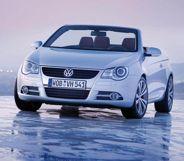 VW EOS 2005