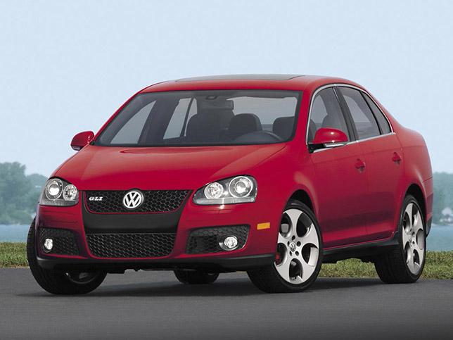 VW Jetta GLI 2006