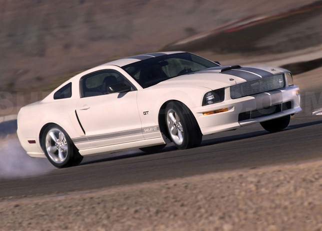 Shelby GT 2007