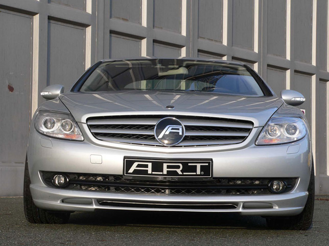 A.R.T. Mercedes-Benz CL