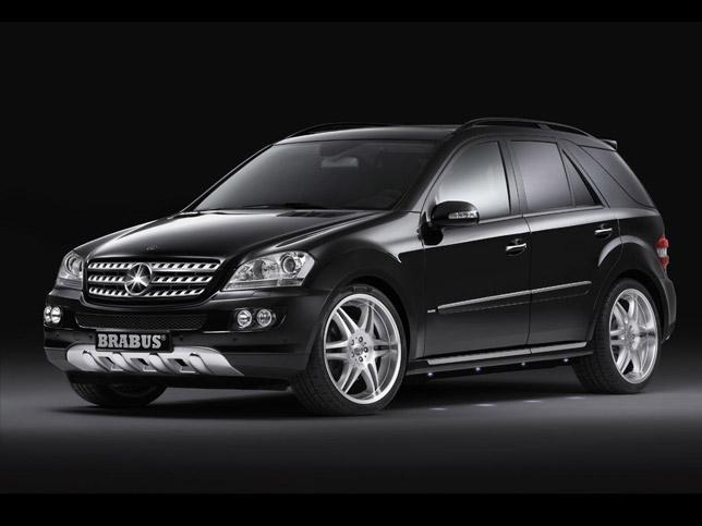 BRABUS Mercedes GL 420 CDI