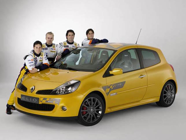 Renault Clio F1 R27